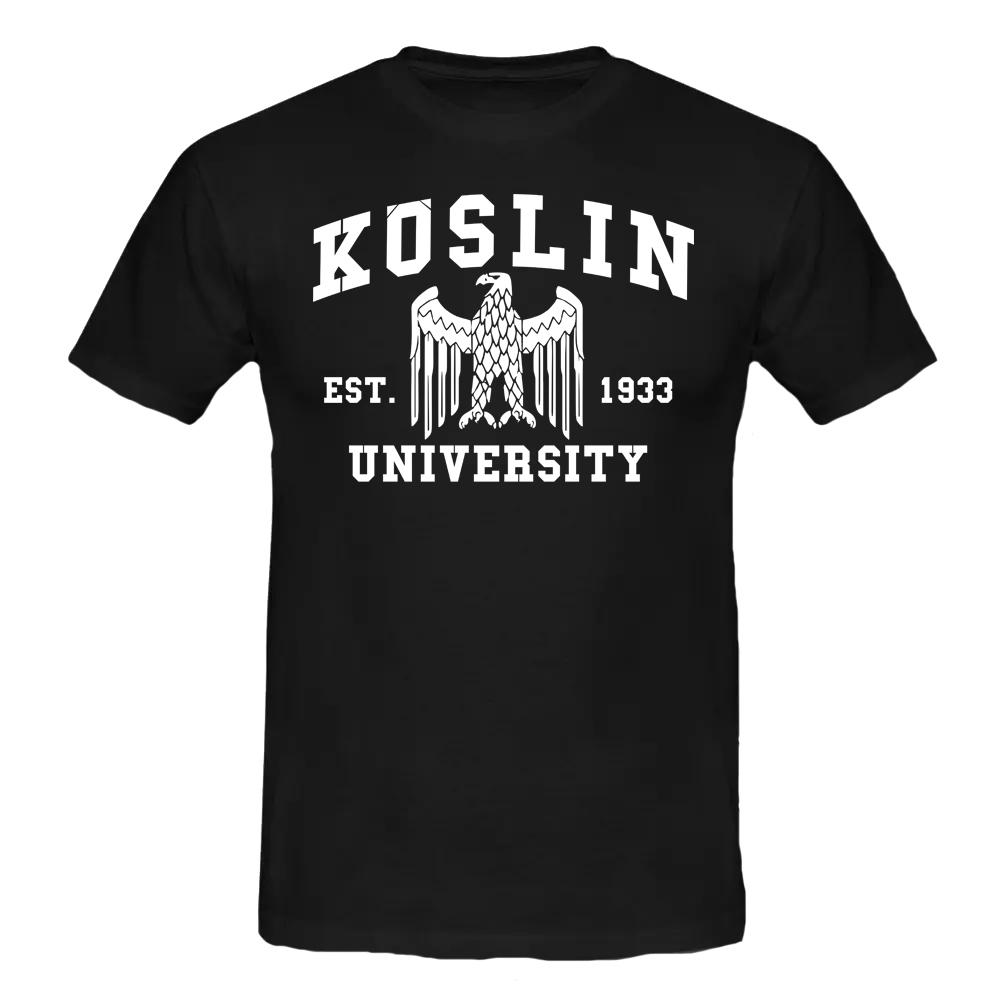 KÖSLIN T-Shirt schwarz