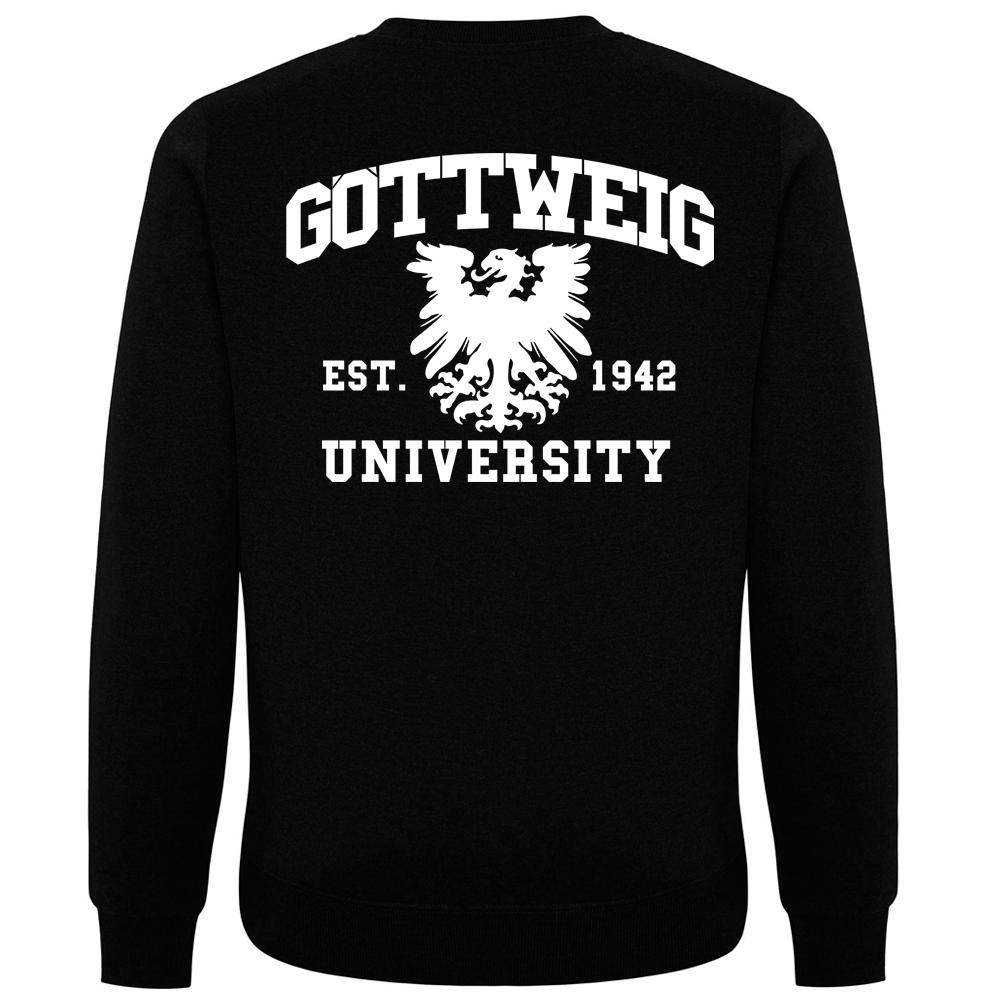 GÖTTWEIG Pullover schwarz