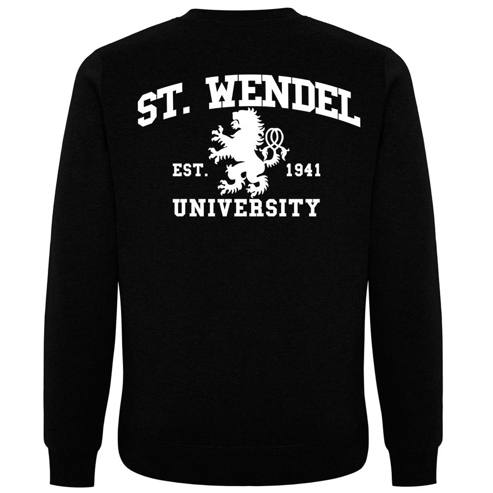 ST.WENDEL Pullover schwarz