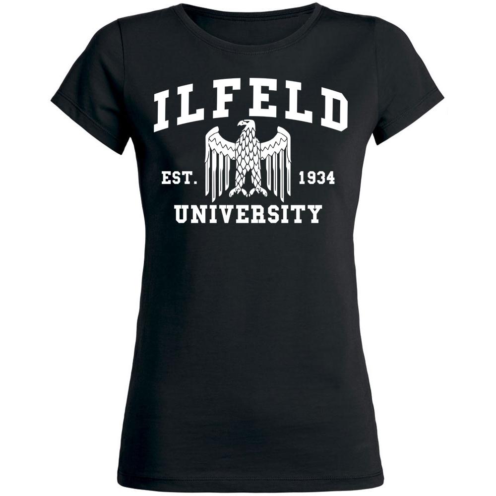 ILFELD Girly  schwarz