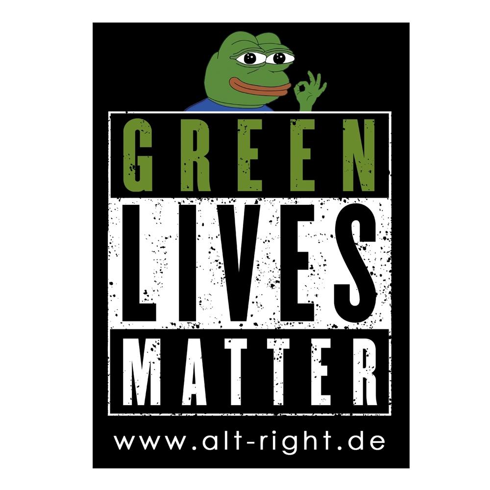 Green Lives Matter
