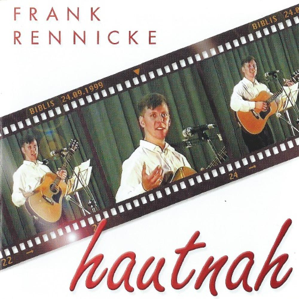 Frank Rennicke -Hautnah- Doppel CD