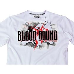 Blood Bound - weiß TS