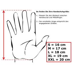 Schießhandschuh halbfinger