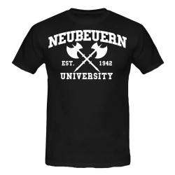 NEUBEBERN T-Shirt schwarz