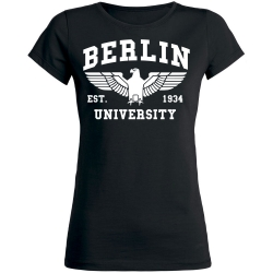 BERLIN Girly  schwarz