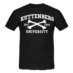 KUTTENBERG T-Shirt schwarz
