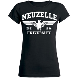 NEUZELLE Girly  schwarz