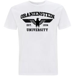 ORANIENSTEIN T-Shirt weiß