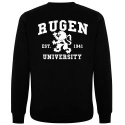 RÜGEN Pullover schwarz