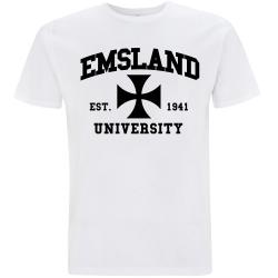 EMSLAND T-Shirt weiß