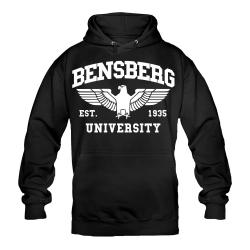 BENSBERG Hoody schwarz