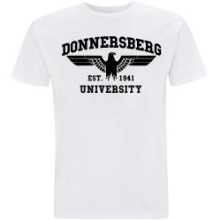 DONNERSBERG T-Shirt weiß