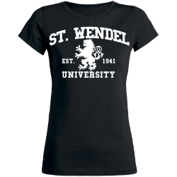 ST.WENDEL Girly  schwarz