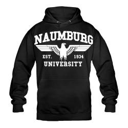 NAUMBURG Hoody schwarz