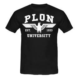 PLÖN T-Shirt schwarz