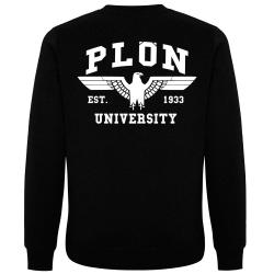 PLÖN Pullover schwarz