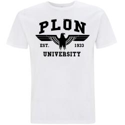 PLÖN T-Shirt weiß