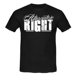 ALTERNATIVE RIGHT T-Shirt schwarz
