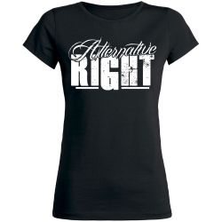 ALTERNATIVE RIGHT Girly  schwarz