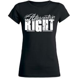 ALTERNATIVE RIGHT Girly  schwarz