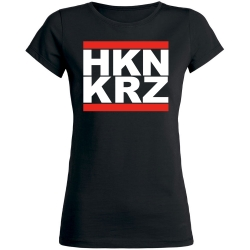 HKN KRZ-Shirt schwarz Girly