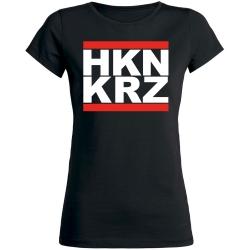 HKN KRZ-Shirt schwarz Girly
