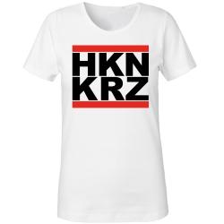 HKN KRZ-Shirt weiß Girly