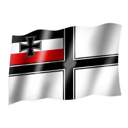 Kaiserliche Kolonialflagge (1871 - 1918)