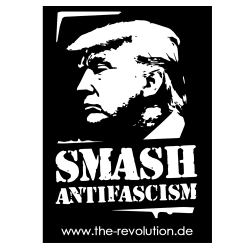 Smash Antifascism - 50 Stück