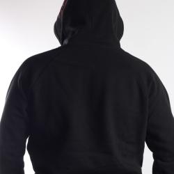 Hoody Antagonist schwarz