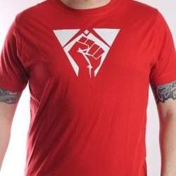 T-Shirt Fist rot