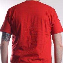 T-Shirt Antagonist rot