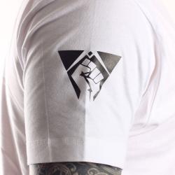 T-Shirt Antagonist weiß