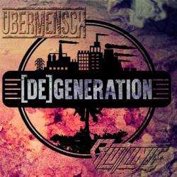 Übermensch/Blutlinie -[De]generation- Split CD
