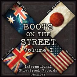 4er Split -Boots on the Streets Vol.1-