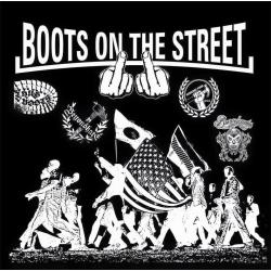 4er Split -Boots on the Streets Vol.2-