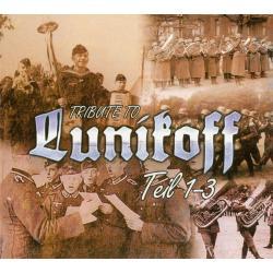 Sampler -Tribute to Lunikoff 1 bis 3- Doppel CD Digipak