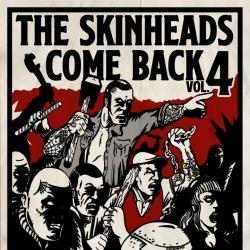 Sampler -The Skinheads come back Vol.4