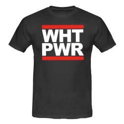 WHT PWR (Casual) schwarz TS