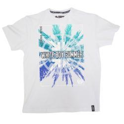 WHITE BOY SUMMER weiß TS